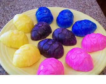 Free Shipping - Lot of Twelve (12) EASTER EGGS Palm Wax Tarts 1.2 Ounces Each/Pick Scents Below