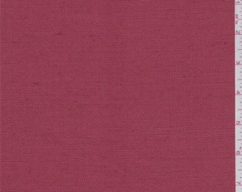 Sienna Red Home Decorating Linen, Fabric By The Yard