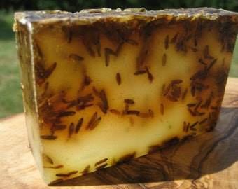 Lavender Eucalyptus Soap Bar