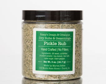 Pickle Rub