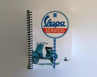 Vespa A6 Notebook