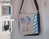 Deer bag flap for MEDIUM ...