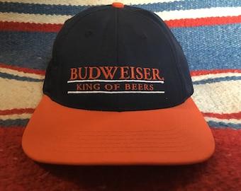 Vintage Budweiser King of Beers Snapback
