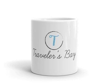 Traveler's Bay - Book, Pack & GO! Collectable Coffee/Tea Mug!