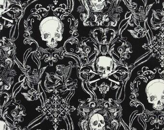 Skullduggery Upholstery fabric - Alexander Henry Scenic 1 Yard Fabric