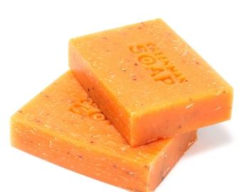 Green Man soap 100g-golden Argan