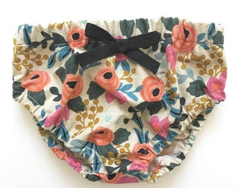 Flower floral bloomers baby bloomers Baby girl bloomers Toddler girl bloomers Baby girl shorts Baby girl fashion Baby girl clothes
