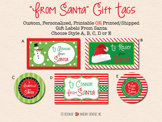 christmas labels from santa vatoz atozdevelopment co