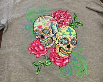 Sugar Skull Tshirt