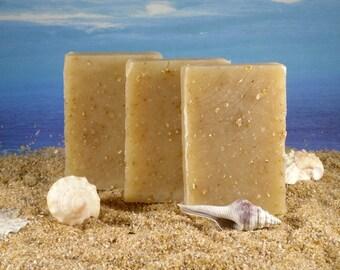 Honey Oatmeal Soap / Essential Oil Soap, Honey Soap, Sample Soap, Clove Soap, Mini Soap, Face Soap, Homemade Soap, Natural Soap,Shower Favor
