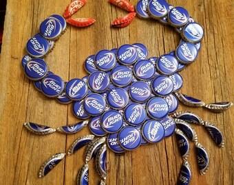 Bottle Cap crab