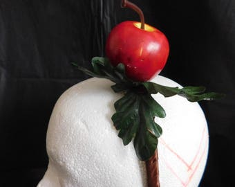Apple or pear headband