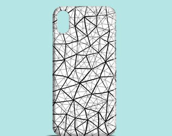 Shattered mobile phone case, iPhone X, iPhone 8, iPhone 7, iPhone SE, iPhone 6/6S, iPhone 5S iPhone 5, iPhone cover, illustrated phone case