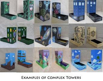 Custom Dice Tower