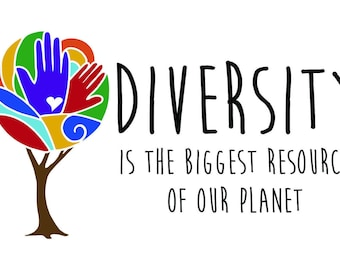 50 - Diversity Postcards