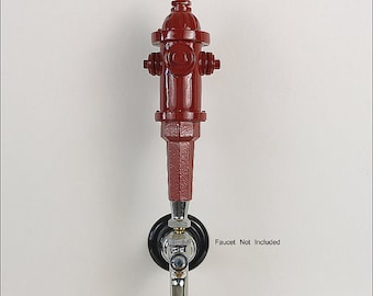 Fire Hydrant Beer Tap Handle , Hydrant Bar tap Handle