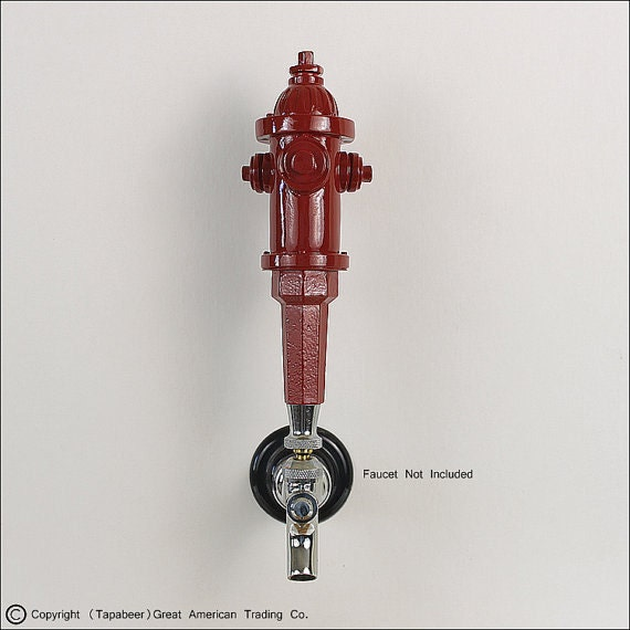 Fire Hydrant Beer Tap Handle Hydrant Bar tap Handle