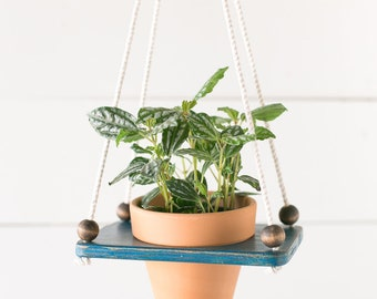 Boho Planter • Hanging Planter • Farmhouse Planter • Rustic Planter • Indoor Planter • Plant Hanging • Hanging Planter • Rustic Boho Planter