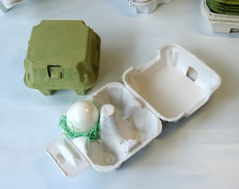 10 Egg Cartons Gift Box - 4 Holding Type Egg Carton