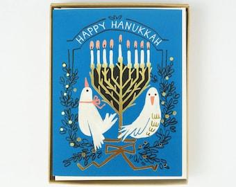 Happy Hanukkah 8pcs
