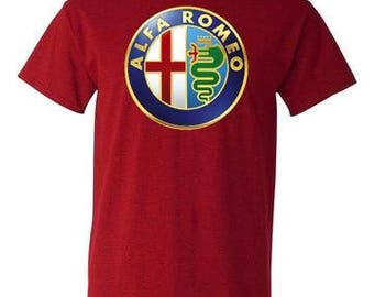 Alfa Romeo Antique Cherry Red T-Shirt
