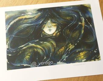 Tempest a3 print