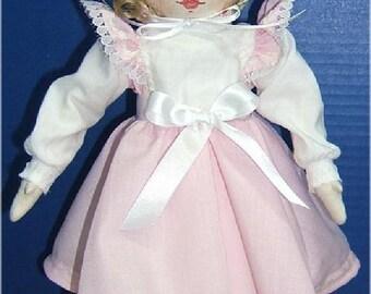 Babyland Rag ~ Cloth Doll E-Pattern by Judi Ward