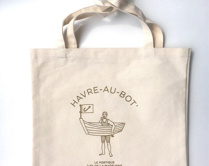Tote bag haven - LE-BOT'