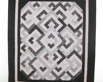 Diamond Double Twin or Throw Size Quilt