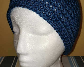 Teen-Adult Blue Hat