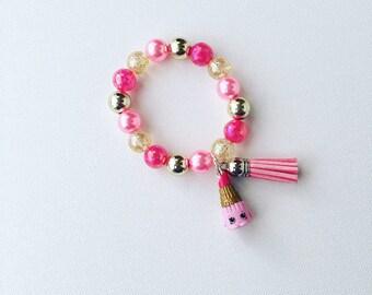 Shopkins Bracelet - Shopkins Jewelry - Shopkins Charm Bracelet - Shopkins Season 1
