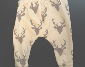 Deer Print Pants/Leggings