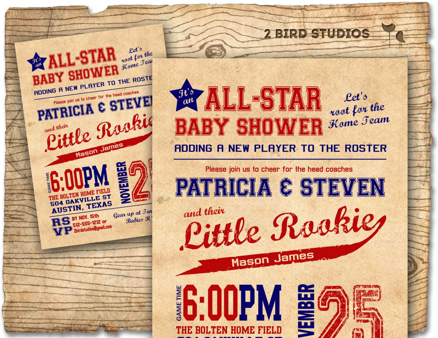 Baseball baby shower invitation baseball boy baby shower