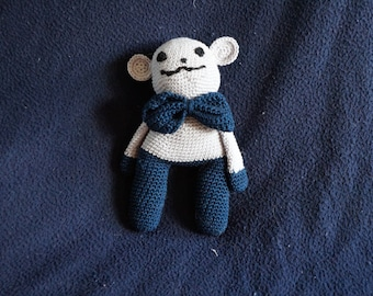 Isidor, the mouse crochet