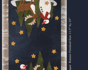 Starlite Friends Pattern