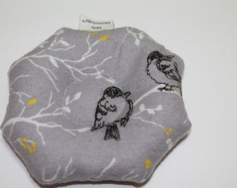Little Cozy VINTAGE BIRDS Booboo Bag Child Cold Pack Bonk Bag