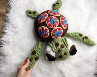 Crochet squirt turtle (finding Nemo)