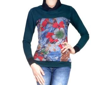 Wool Jersey (M69) top long sleeve sweater