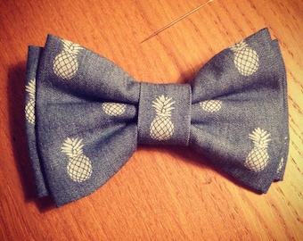 Bowtie pineapple double man