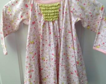 Baby Lulu Au Naturel by Erin Murphy Organic Cotton Dress