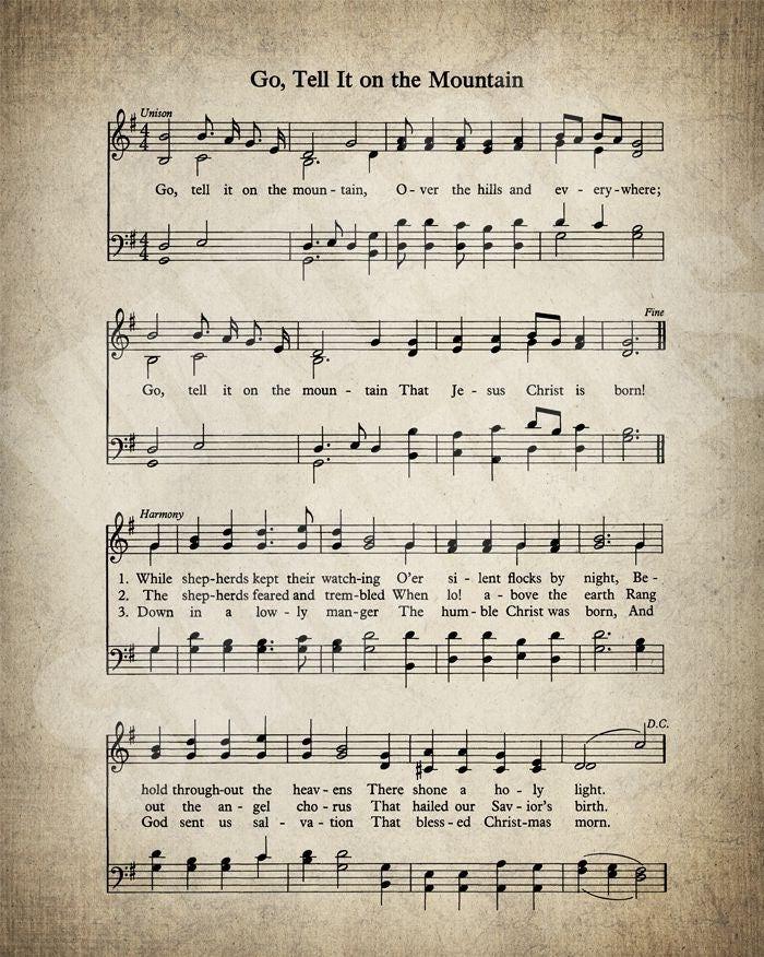 Sweet Beulah Land Piano Sheet Music Ibovnathandedecker