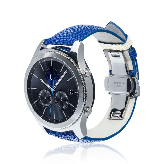 Watch Band STINGRAY for Samsung Gear S3 Classic/Gear S3 Frontier more colors available - stainless steel and leather
