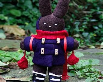 Warm coat for bunnies