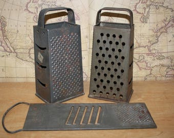 Graters - set of 3 - item #2714