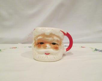 Vintage Santa Clause Mug