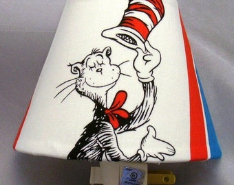 Cat in the Hat Night Light