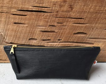 Goat leather Ditty Bag