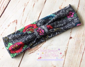 Adult Headband - *Hairband * Head Wrap *Yoga Hairband