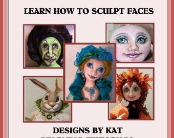 Learn How to Sculpt Faces  E-Pattern