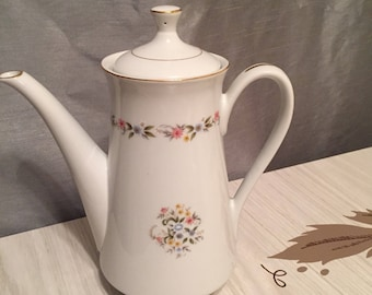 Premiere Sharon 397 Floral China Teapot